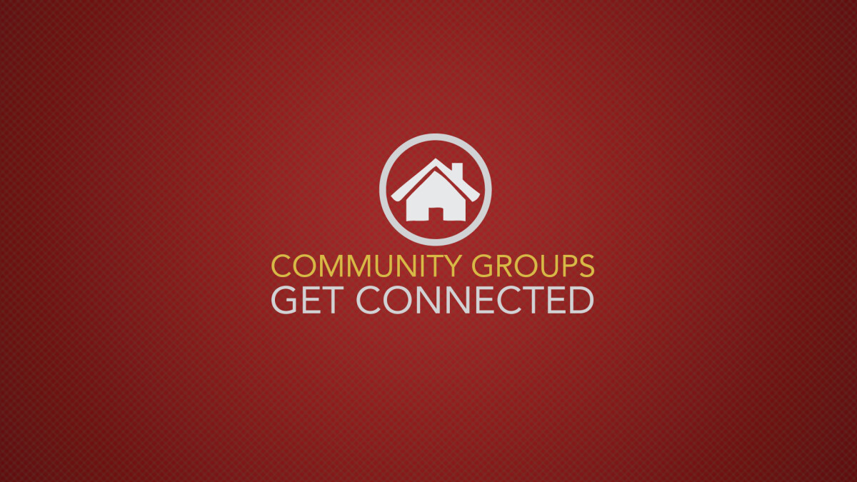 Community Group Signups!