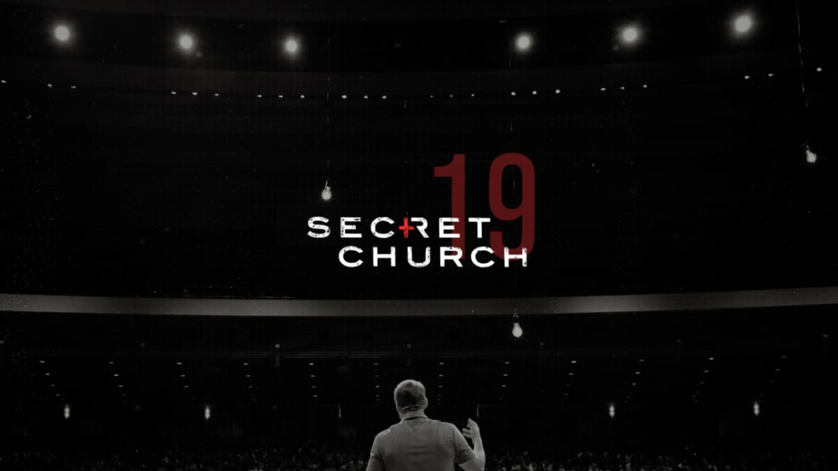 Secret Church - Equipping Event